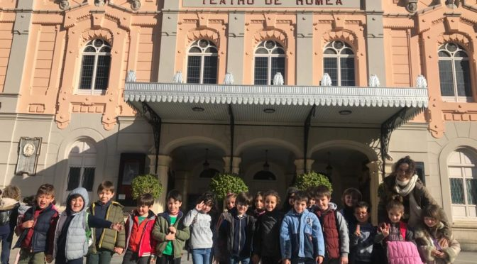 visita al teatro romea